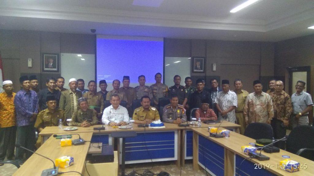 Kabinda Riau Gelar Dialog Kebangsaan di Kampar
