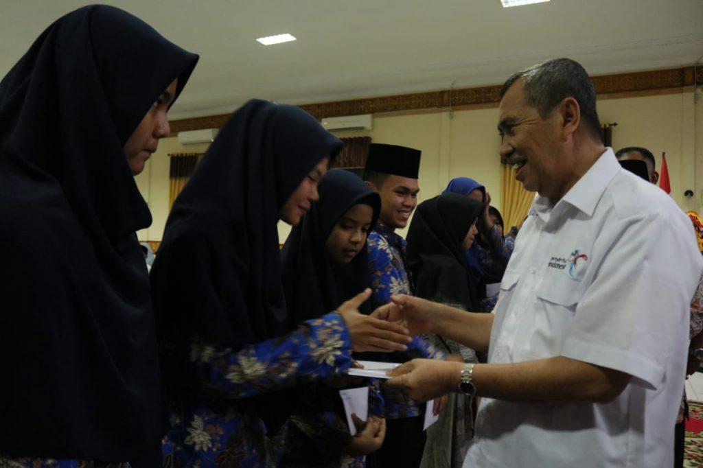 Upaya Syamsuar Bangun Ekonomi Riau Barokah