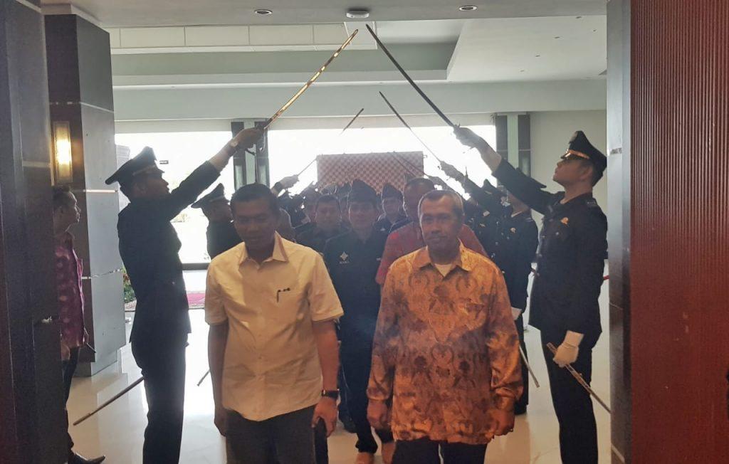 Syamsuar : Perlu Sinergi Untuk Membenahi Sistem Transportasi Riau