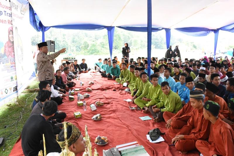 Buka Jambore Rohis III IKRAR Se-Kabupaten Kampar