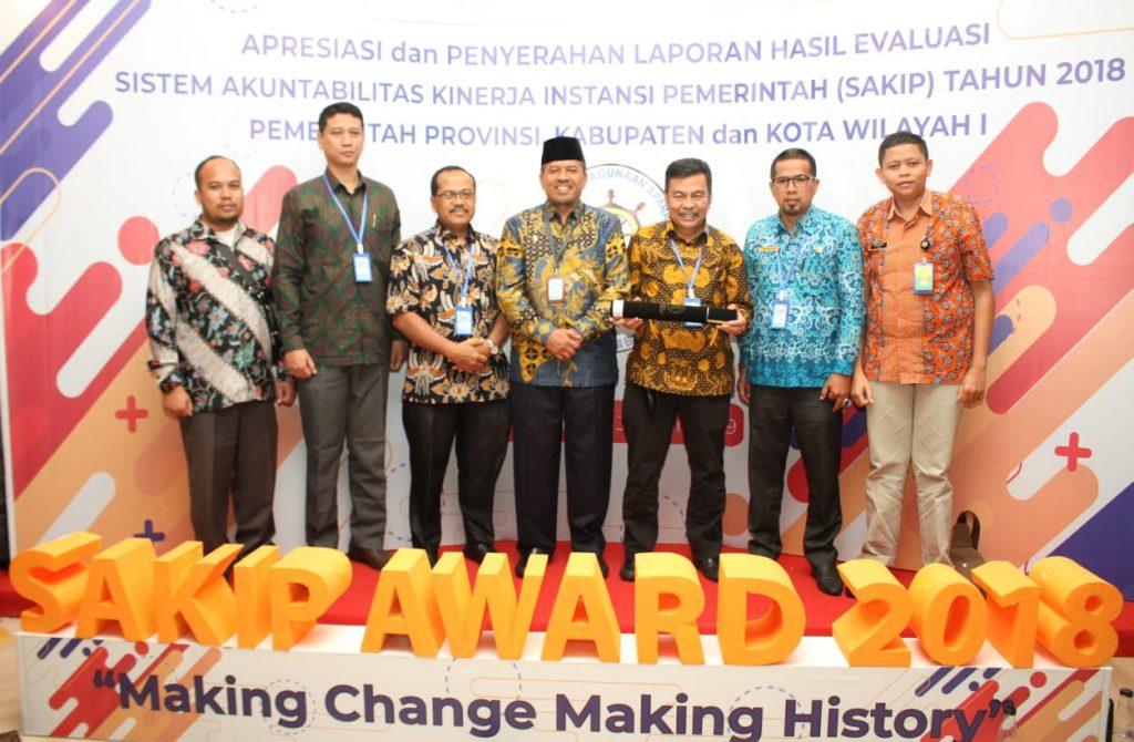 Akuntabilitas Kinerja Pemkab Siak Masih Terbaik Di Riau