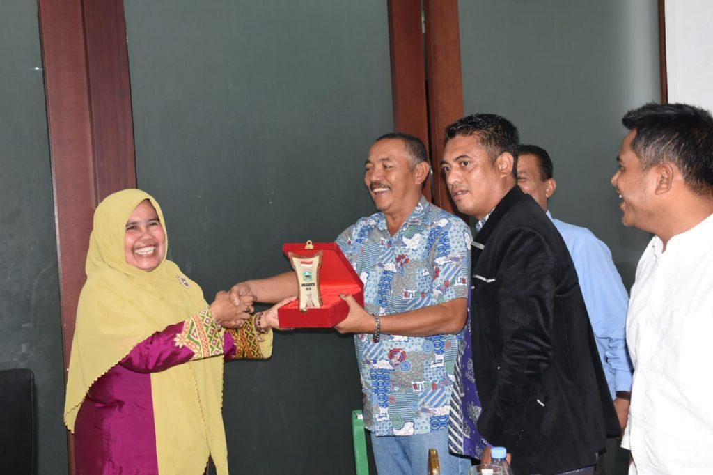 Komisi C DPRD Solok Lakukan Kunjungan Kerja Ke Pemkab Kampar