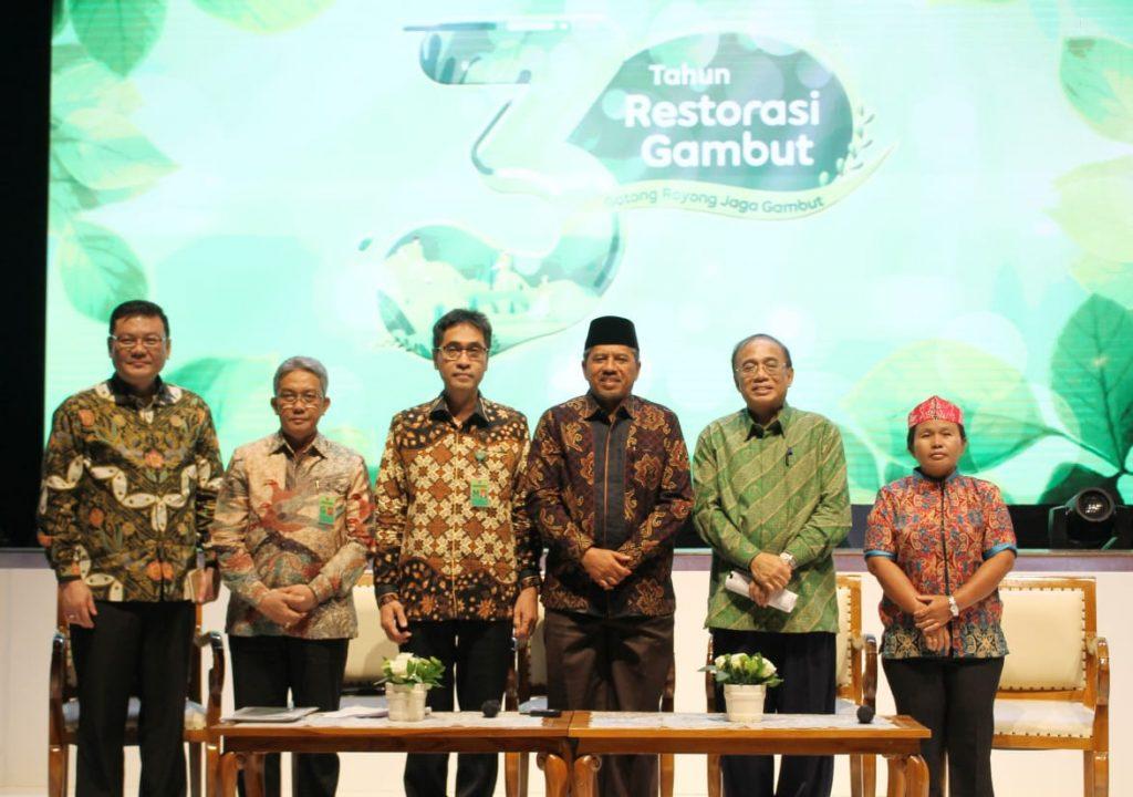 Alfedri : Siak Hijau Lahir Dari Komitmen Pelestarian Ekosistem Gambut