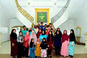 Dewan Dakwah Islam Indonesia Bengkalis Jalin Silaturrahmi Dengan Para Mualaf