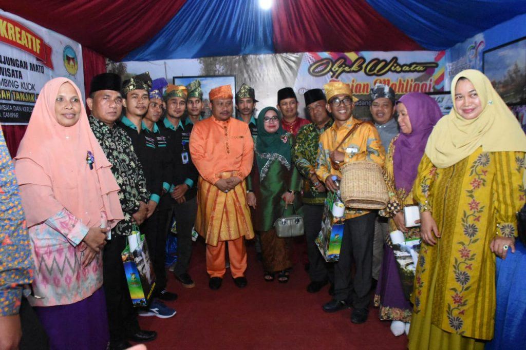 Plt.Bupati : Kampar Expo Ajang Bangkitkan UMKM Dan Promosi Daerah
