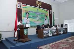 Bupati Bengkalis Buka Musrenbang Dalam Rangka Penyusunan RKPD 2020