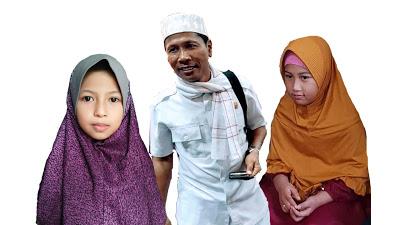 Eet Berikan Dukungan Dan Ucapkan Selamat Bertanding Kepada Peserta Hafiz Quran Asal Bengkalis