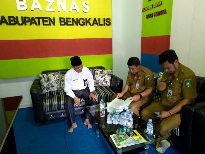 BAZNAS Kabupaten Bengkalis Kemas Kegiatan Ramadhan