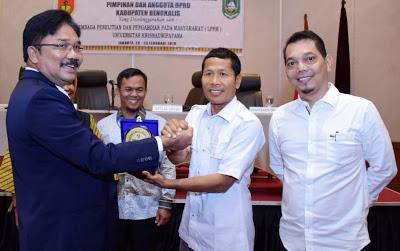 Ketua DPD II Partai Golkar Bengkalis ucapkan Selamat Hari Pendidikan