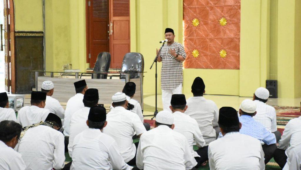 Bupati Kampar Resmi Lepas Tim Safari Ramadhan 1440 H