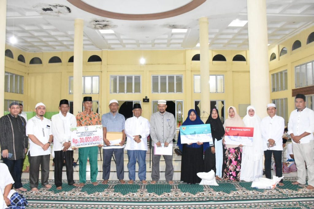 Safari Ramadhan Perdana Pemda Kampar Pusatkan Di Gema