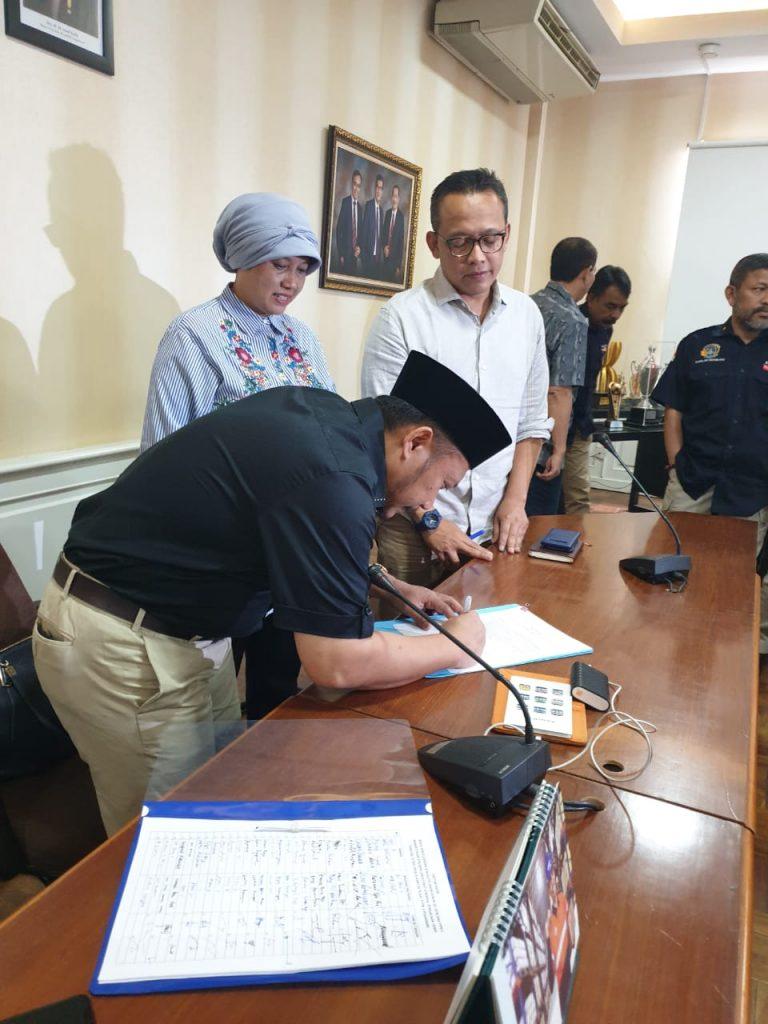 Tindak Lanjuti Instruksi Presiden Penyerahan 2.800 Ha Lahan Sinama Nenek Tapung Hulu
