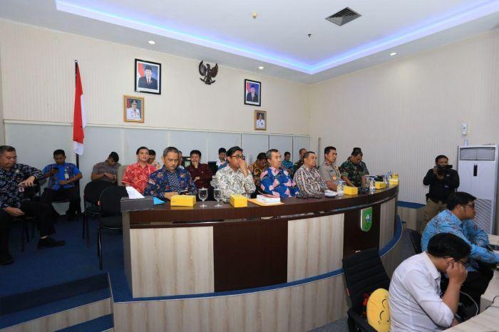 Gubri Laporkan Pemilu di Riau Berjalan Lancar dan Aman