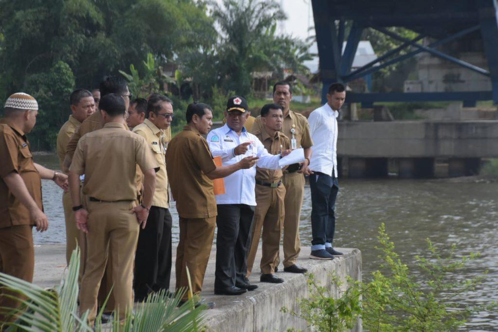 Matangkan Pelaksanaan MTQ Riau, Bupati Tinjau Lokasi