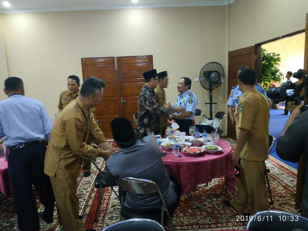 Ketua DPRD Gelar Halal Bihalal Dikediaman Rumah Dinas