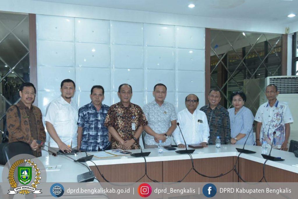Komisi IV DPRD Bengkalis Sambangi Dinas Pendidikan Provinsi Riau Terkait Aturan dan Teknis PPDB 2019-2020