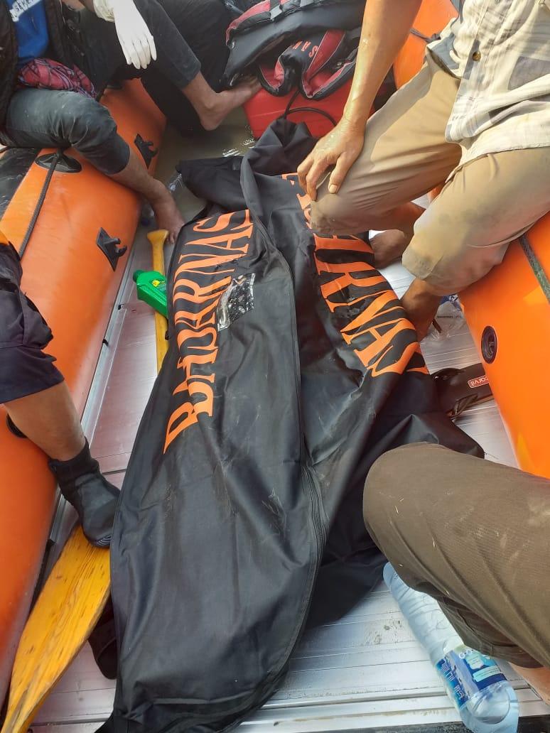 Korban Hanyut di Sungai Setingkai Kampar Kiri Akhirnya Ditemukan Tewas