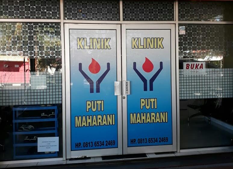 Mulai 1 Juli, Klinik Puti Maharani Buka 12 Jam