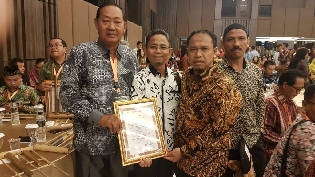 Koperasi Sawit Jaya Mendapatkan Penghargaan Tingkat Nasional