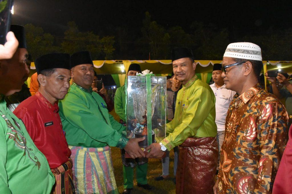 MTQ ke-50 Tingkat Kabupaten Resmi Ditutup