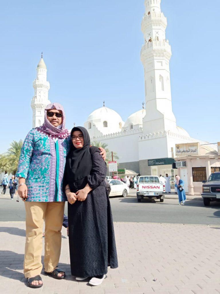 JCH Kloter 7 Kampar Laksanakan Ziarah Ke Tempat Bersejarah Di Madinah