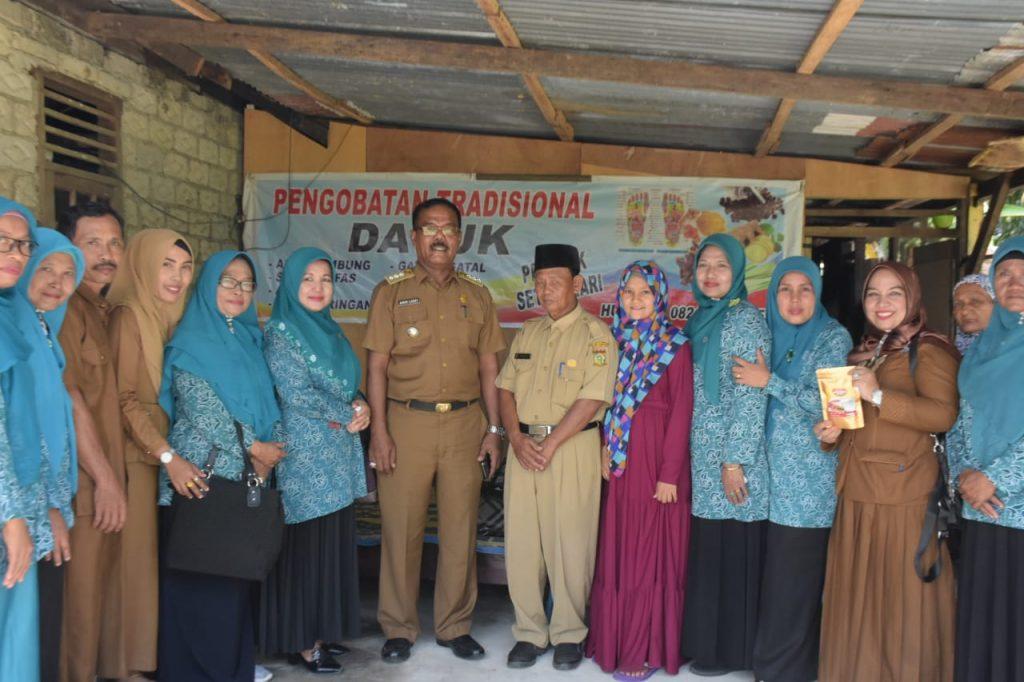 Wakili Kabupaten Kampar, Kelompok UP2K Bangkinang Tampilkan Produk Unggulan