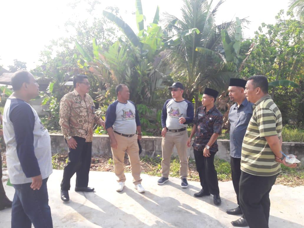 Plh Bupati Kampar Tinjau Lokasi MTQ Riau Ke 38
