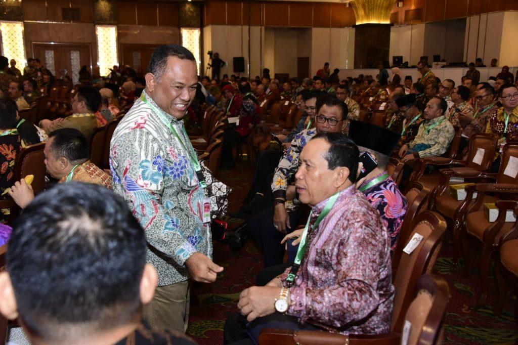 Hadiri Rakornas TPID IX 2019, Plh Bupati Kampar Minta Perkuat Pondasi Ekonomi Masyarakat, Berikan Ide dan Inovasi