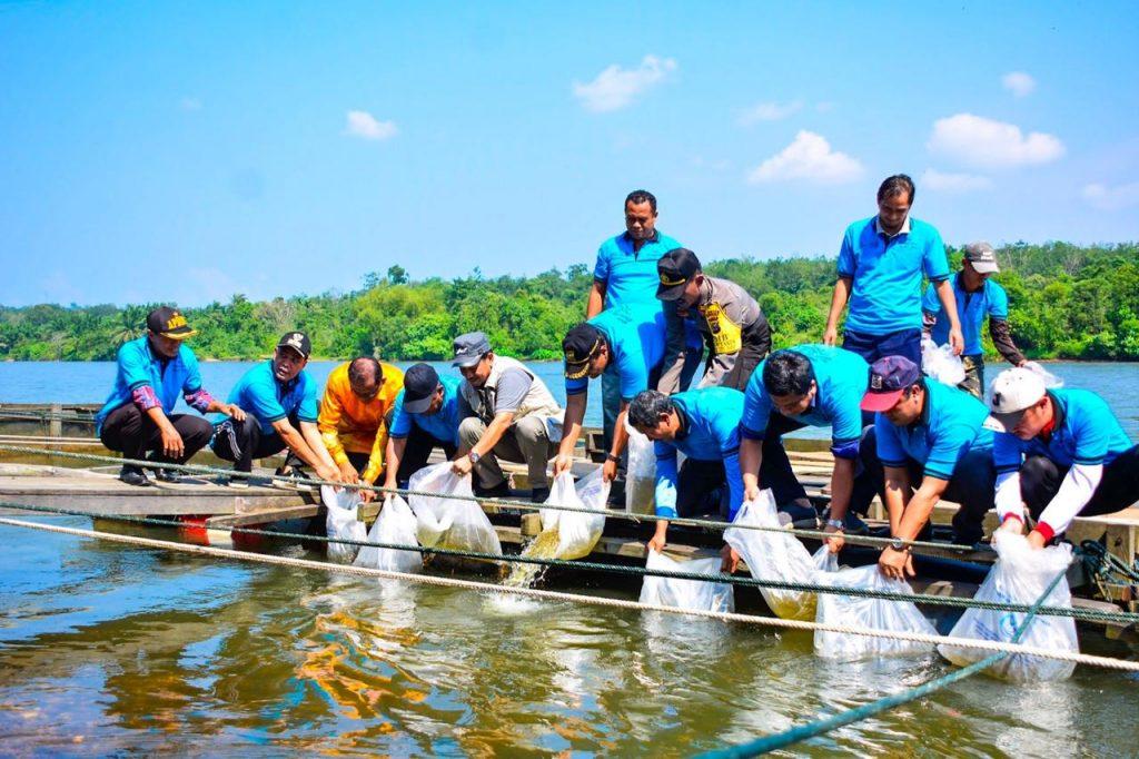 Plh Bupati Kampar : Jaga Kelestarian Dan Ekosistem Sungai