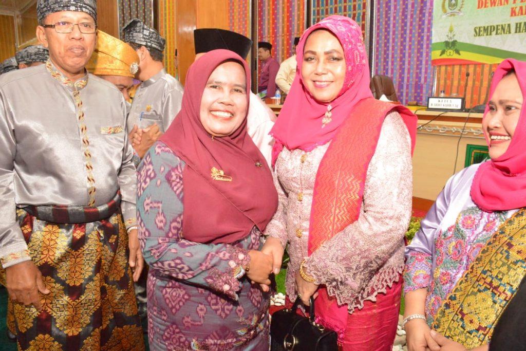 Plh Bupati Kampar Hadiri Hari Jadi Kabupaten Bengkalis Ke-507