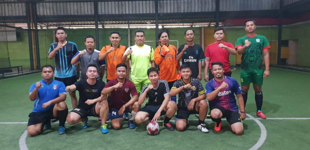 Kabid Humas Polda Banten, Edy : Futsal Juga Merupakan Ajang Silahturahmi