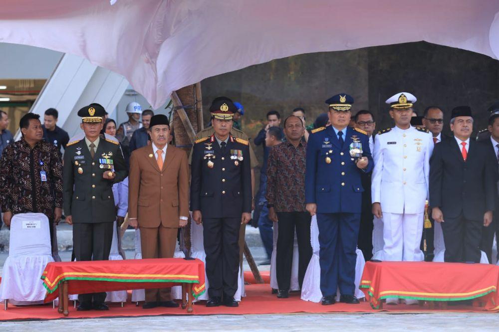 Pemprov Riau dan Kejati Bersinergi Selamatkan Aset Daerah