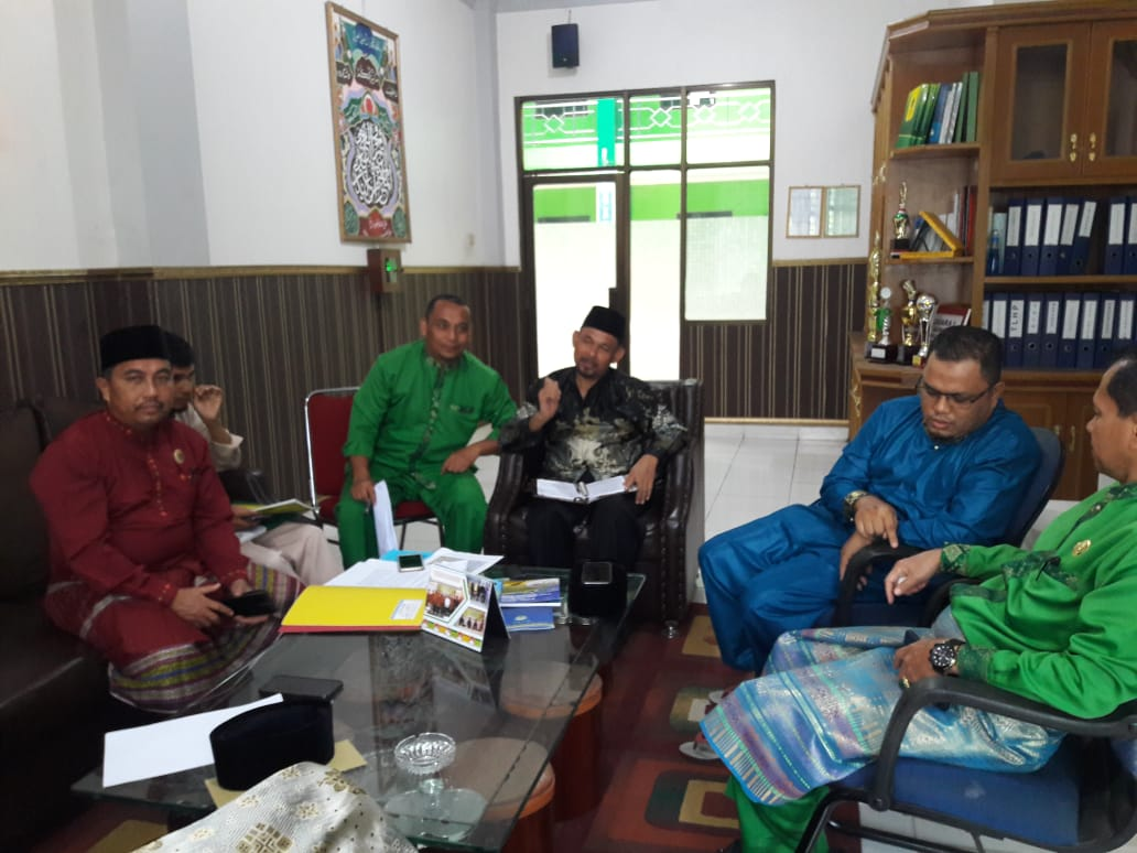 MTQ 38 Riau Makin Dekat, LPTQ Dan Kemenag Terus Matangkan Persiapan