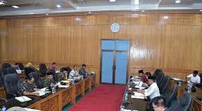 DPRD Gelar Rapat Pembahasan Bersama TAPD