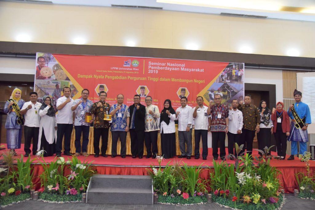 Seminar Nasional Pemberdayaan Masyarakat Tahun 2019