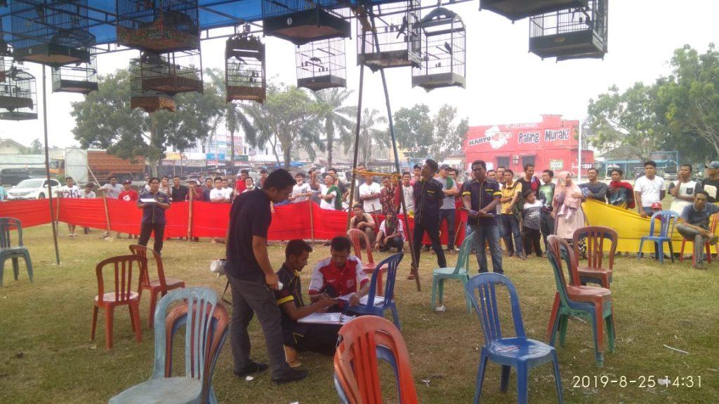 Camat Kampar Cup I di Ikuti Peserta Dari Riau Dan Sumbar
