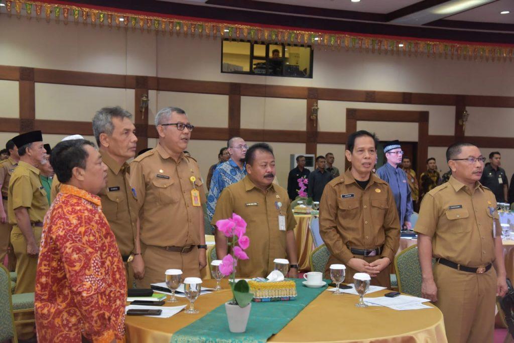 Pertemuan Penyamaan Visi Implementasi Wakaf Produktif Di Provinsi Riau