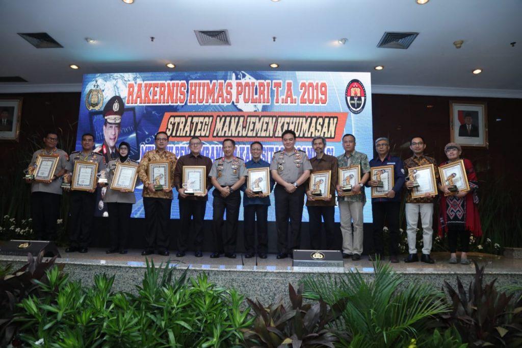 Kabid Humas Polda Banten, Edy : Bersyukur dan Ikhlas Menjadi Kunci Saya dalam Bekerja