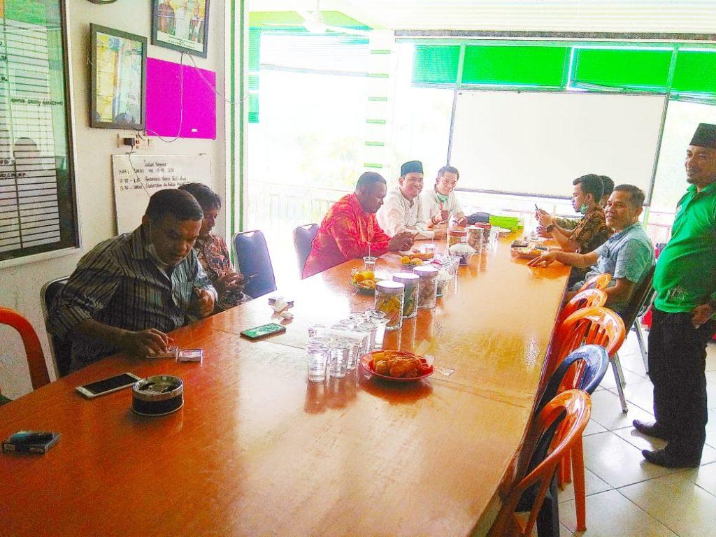 PT KKI Jalin Silaturahmi dengan Insan Pers