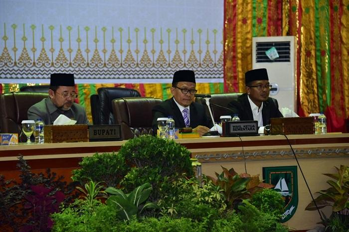 Berikut Nama Pembentukan Fraksi Anggota DPRD Ditetapkan Kabupaten Bengkalis Periode 2019-2024