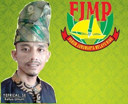 FJMR Berharap Proses Pemilihan Sekdaprov Riau Berjalan Bersih dan Berintegritas