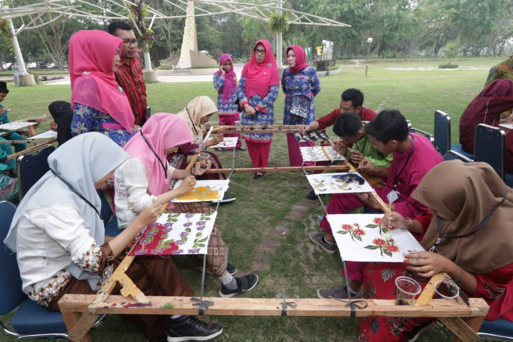 Festival Batik Siak Tahun 2019 Ajang Promosikan