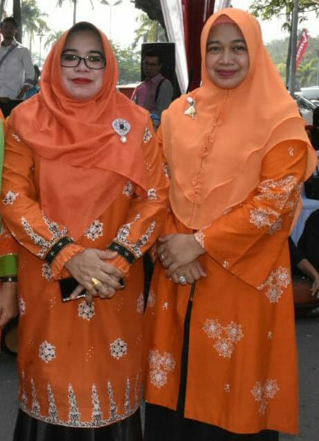Batik Kampar ikuti Pameran Batik Nasional di Pekalongan Jawa Tengah