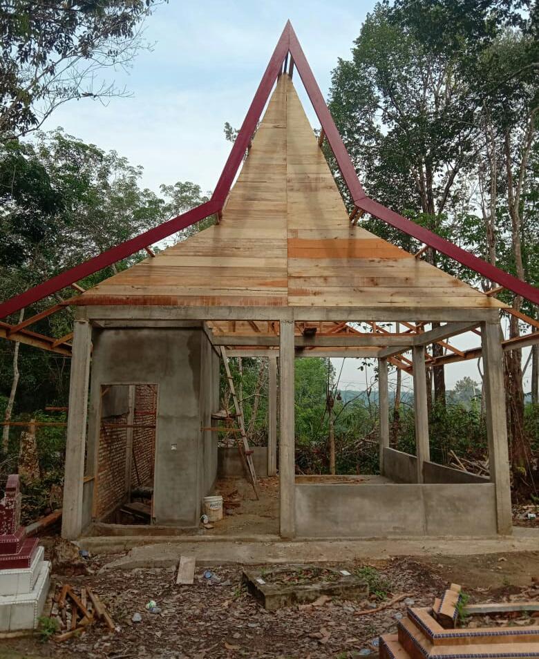 Dana Pembangunan Rumah Singgah Desa Sialang Godang Perlu Dikaji Ulang