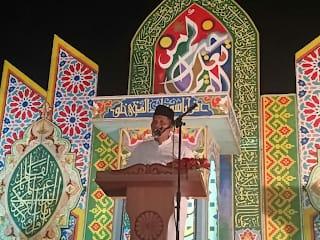 Ketua DPRD Riau Buka MTQ Di Pambang Baru ,Eet Tekankan Pentingnya Pendidikan Agama