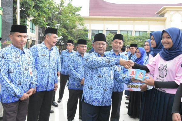 HUT Korpri ke 48, Bupati Kampar Tekankan ASN Bernovasi dan Berkarya Dalam Melayani Masyarakat
