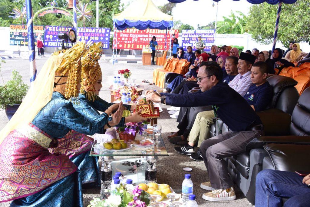 RSUD Bengkalis laksanakan Kegiatan Family Gathering Sempena Peringati Hari Kesehatan Nasional (HKN) Ke-55
