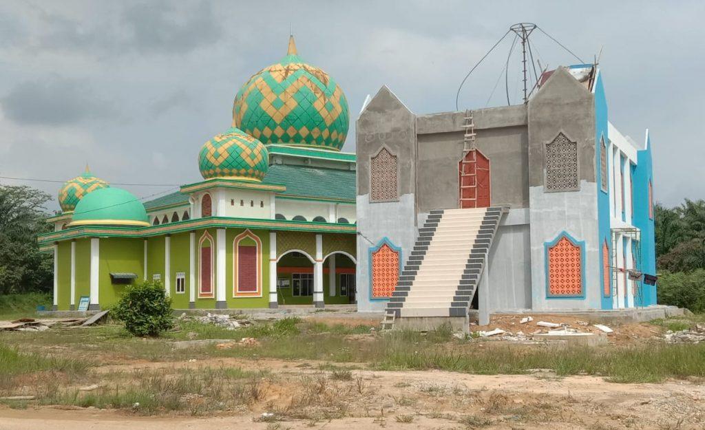 Abdul Nasib SE,Bantuan CSR PT MM Pembangunan Islamic Center Tepat Sasaran