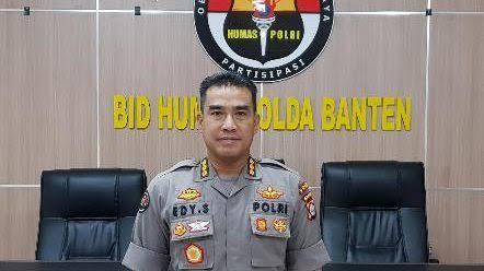H -2 Menjelang Malam Tahun Baru, ini Dia Pesan dari Kabid Humas Polda Banten