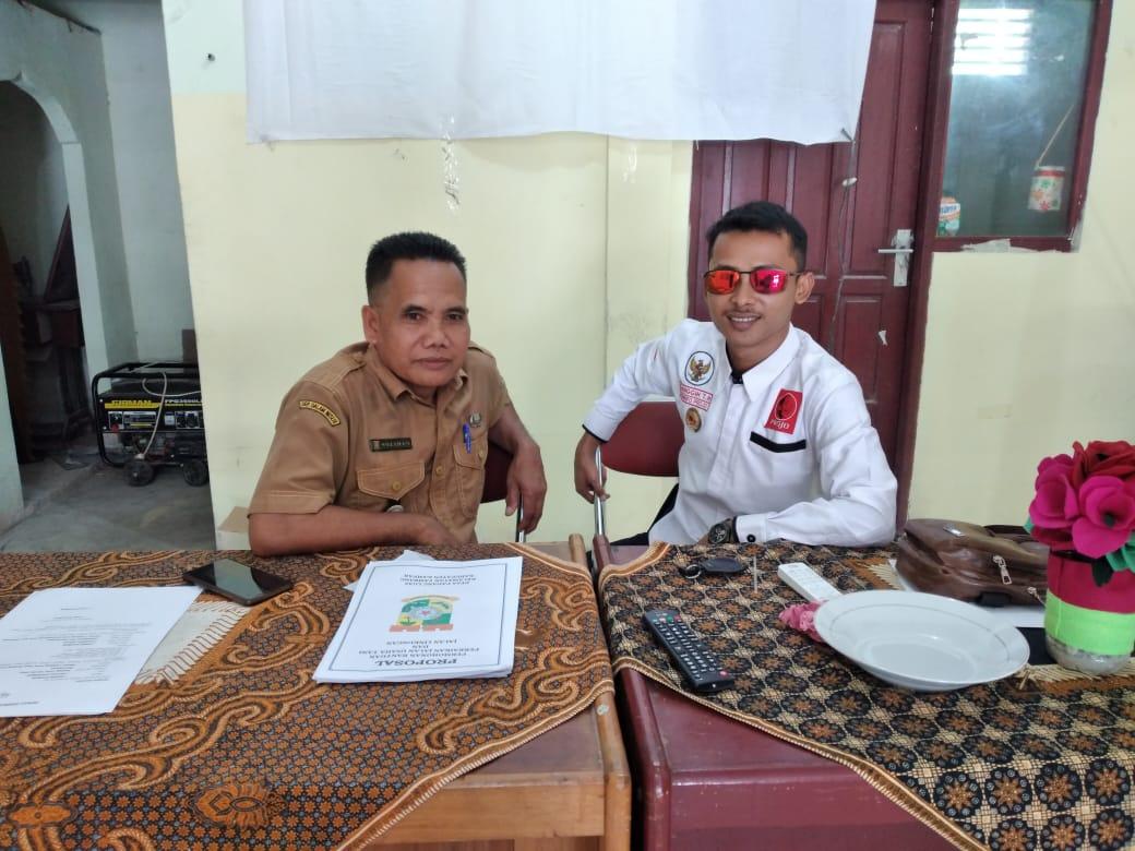 Kabar Gembira, Desa Padang Luas Dapat Bantuan 20 Unit Bedah Rumah dan 8 Unit Rumah Layak Huni